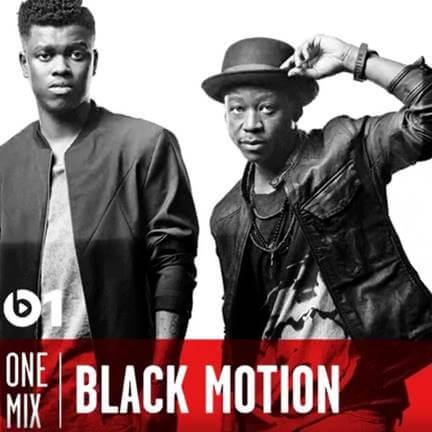 "Black Motion ""Imali"" featuring Nokwazi"