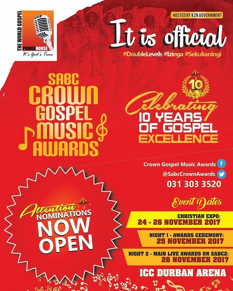 Crown Gospel Music Awards
