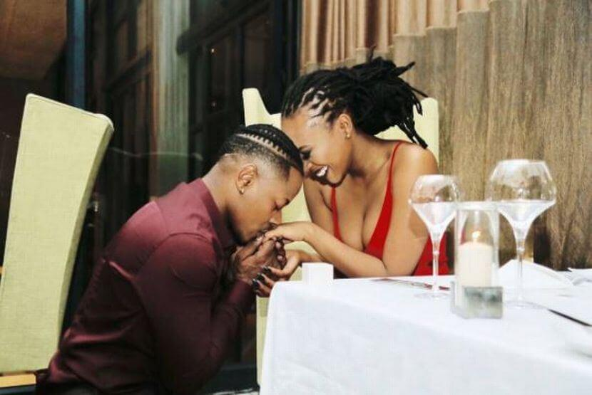 Priddy Ugly & Bontle's engagement