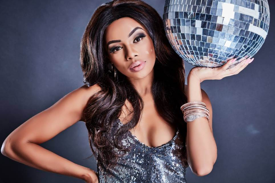 Bonang Matheba Being Bonang reality show