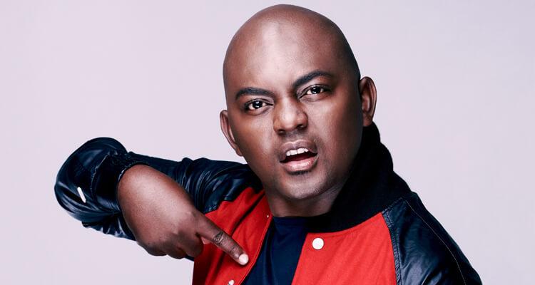 DJ Euphonik Themba Nkosi