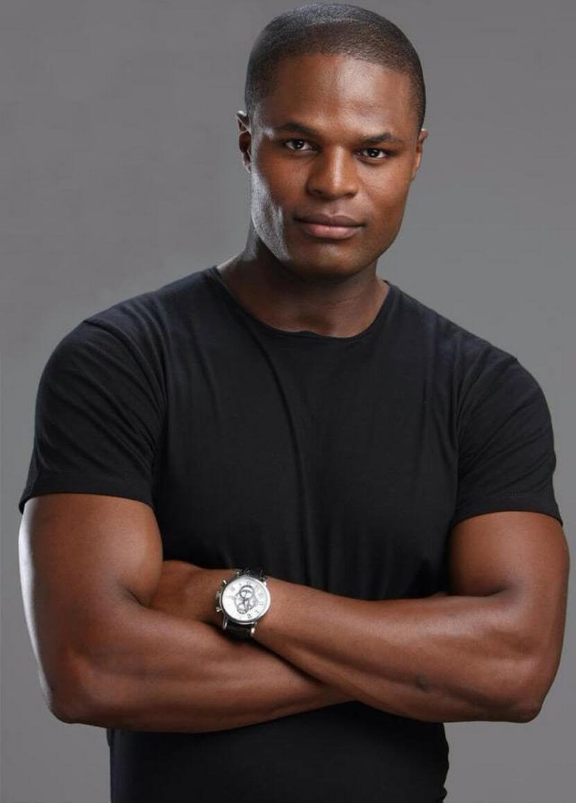 Isibaya actor Andile Gumbi