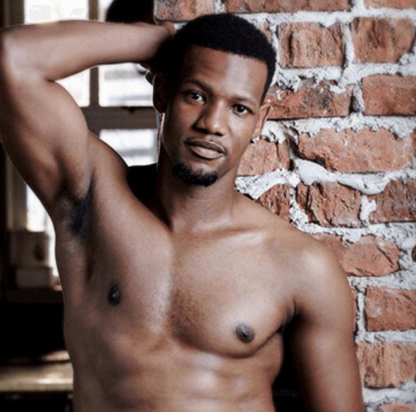 Uzalo's Kay Sibiya hottest south African men
