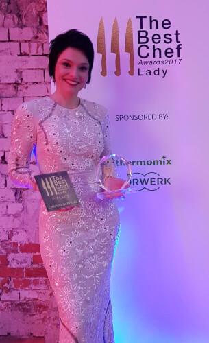 Chantel Dartnall Named Best Female Chef
