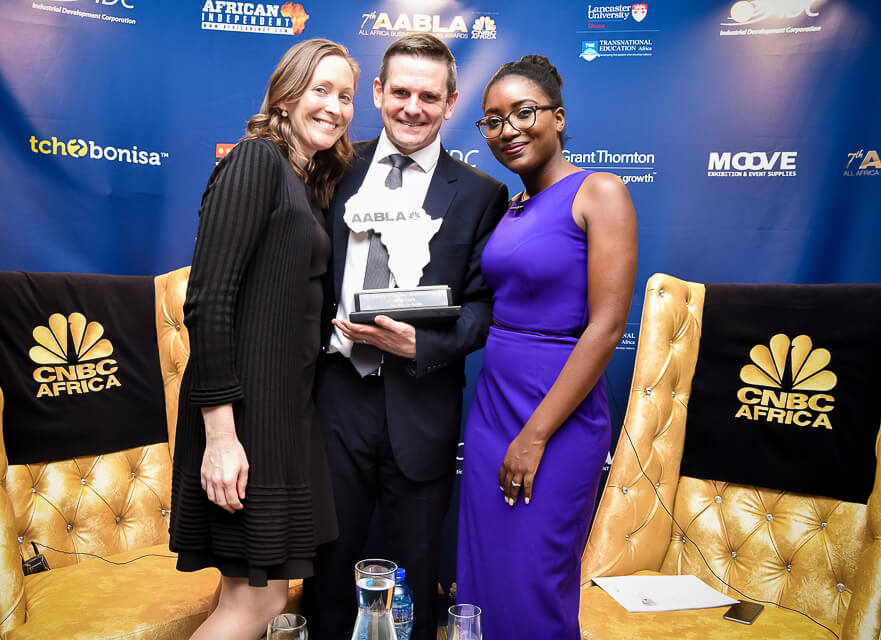 The 7th All Africa Business Leaders Awards Crown