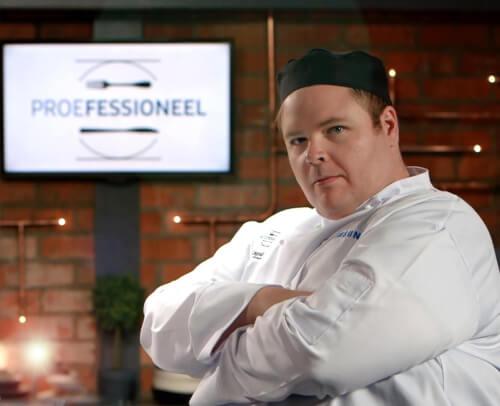 Hennie Jansen van Nieuwenhuizen Professioneel_winner SABC2 cooking show