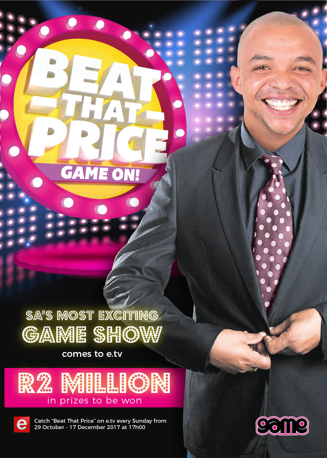 Game presents Beat That Price