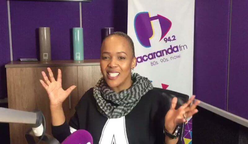 Tumi Morake Jacaranda FM