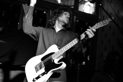 Cape Town Blues Rocker Aidan Martin new album REFUGEE