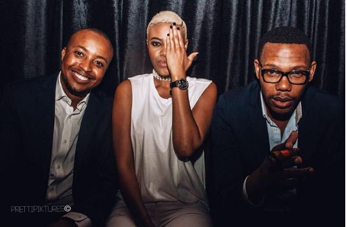 SA celebrities in Illuminati