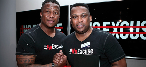 DJ Fresh joins NoExcuse campaign