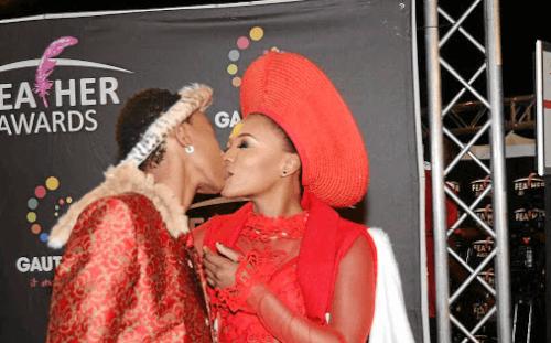 Mandisa Nduna and Thishiwe Ziqubu