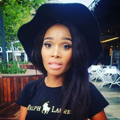 Skeem Saam actress Innocent Sadiki upcoming movie Thembi