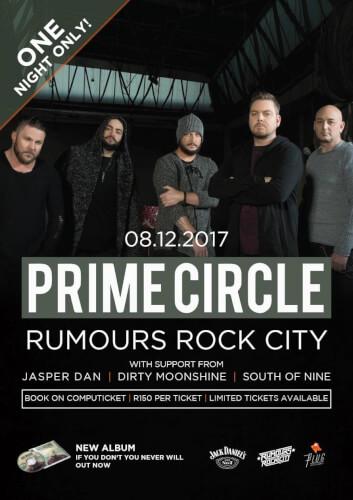 Prime Circle at Rumours Rock City
