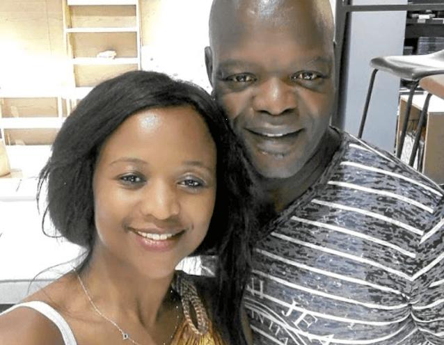 Seputla Sebogodi and Makoena Kganakga engaged