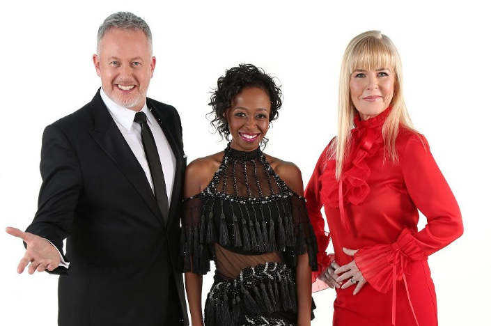 Dancing With The Stars SA Judges