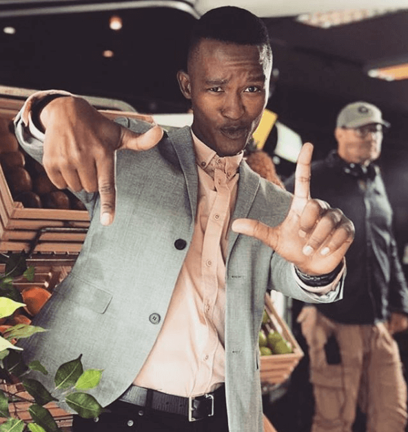 Expresso's Katlego Maboe to be a dad