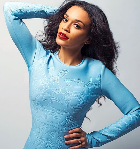 Pearl Thusi 1.8 million Instagram followers