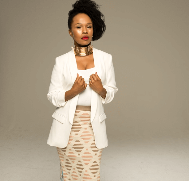 Sindi Dlathu to play the lead role in The River