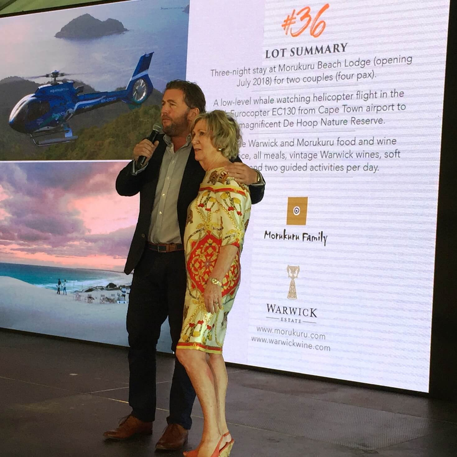 The Cape Wine Auction 2018 raises R17.5 million for education