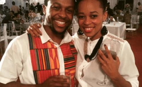 Mmabatho Montsho and Mbuyiseni Ndlozi dating