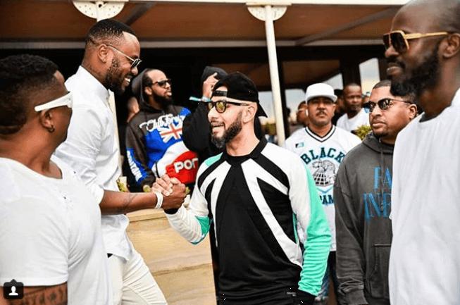 Swiss Beatz to work with SA rapper Reason