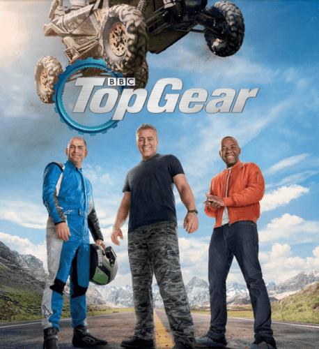 Top Gear season 25