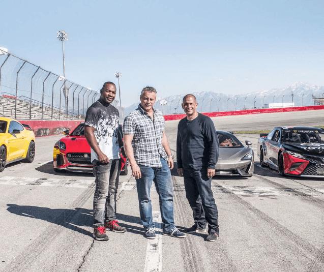 McLaren 720S Top Gear