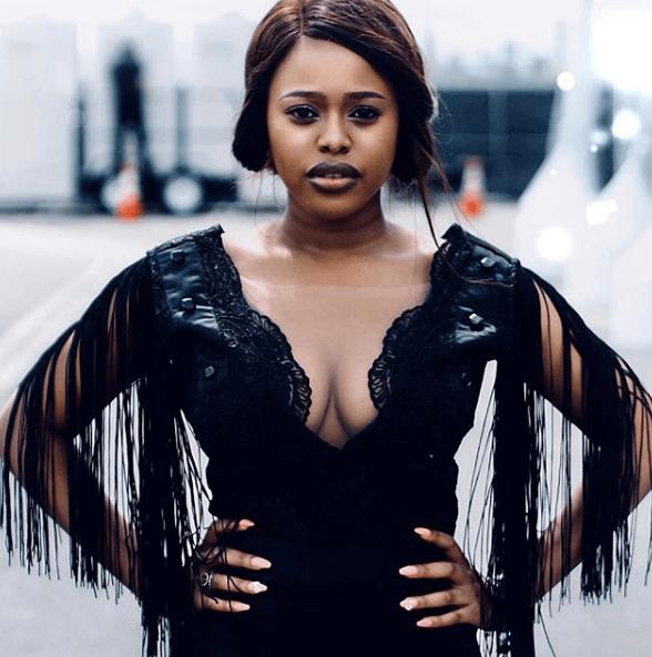 Natasha Thahane Returns To The Queen Mzansi