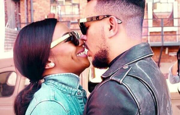 AKA & Bonang South African celebrities who broke up