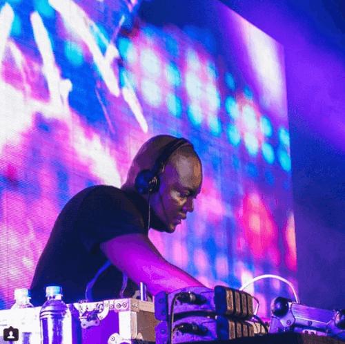 DJ Euphonik Fame Africa TV