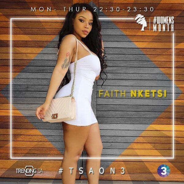 Faith Nketsi SABC3 Trending SA