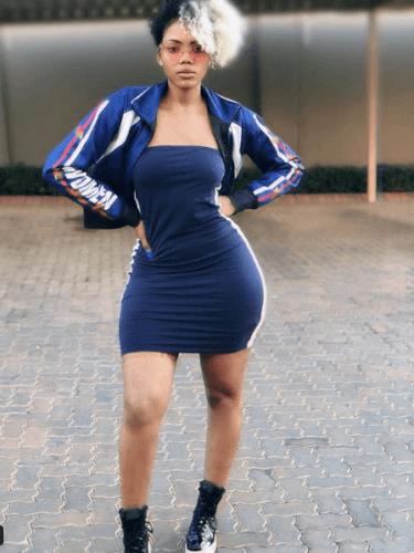 Curvy South African Celebrities Londie London