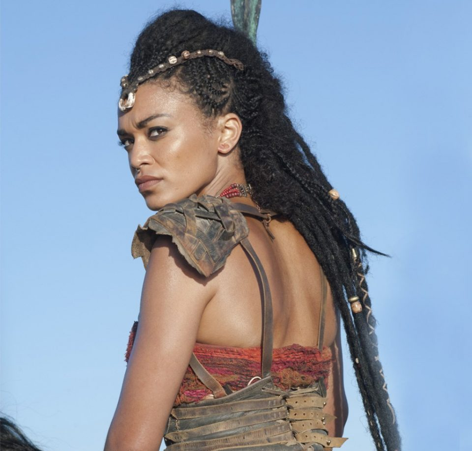 Pearl Thusi Scorpion King Book of Souls