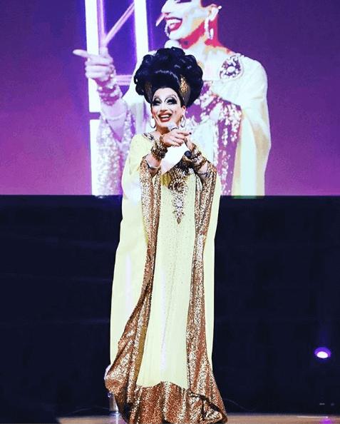 Sassy queen Bianca Del Rio