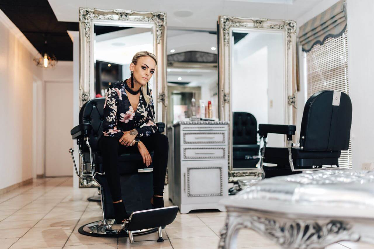 Jenna Durocher - Yvon La Tete Hair and Beauty JHB