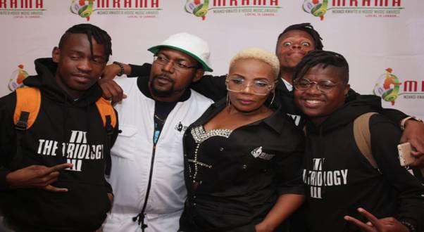 Nathi Mthethwa Mzansi Kwaito & House Music Awards Nominees