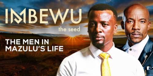 Mduduzi Mabaso and Tony Kgoroge join IMBEWU