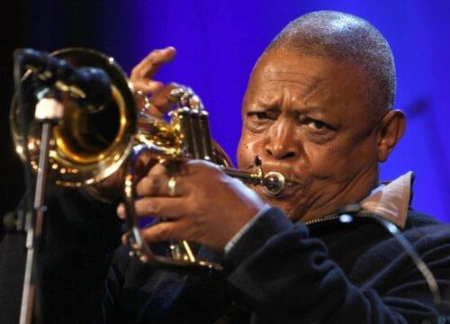 SA jazz legend Hugh Masekela