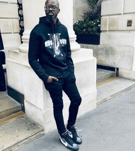 DJ Black Coffee graces cover of Esquire