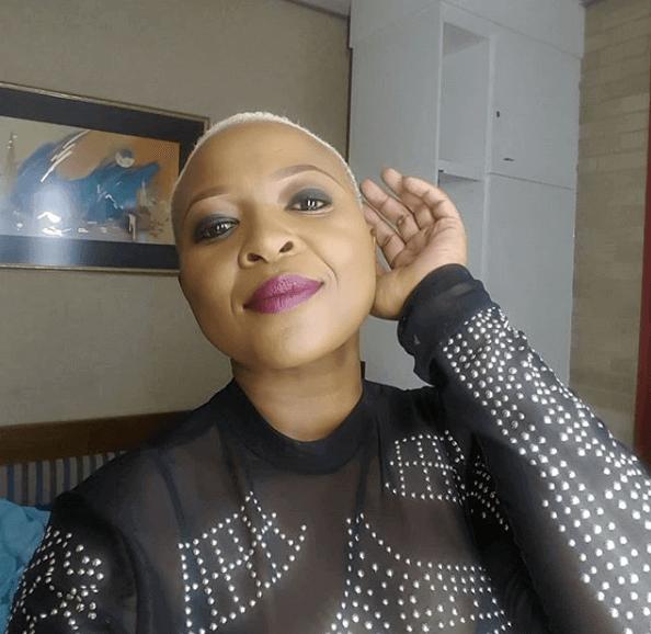 Manaka Ranaka Lucy Diale Generations The Legacy