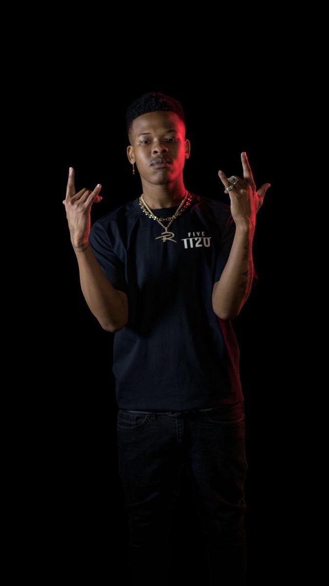 Nasty C partners with black