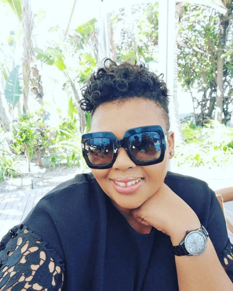 Anele Mdoda new company