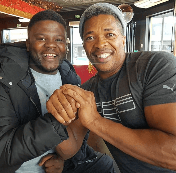Cricket legend Makhaya Ntini on Isidingo