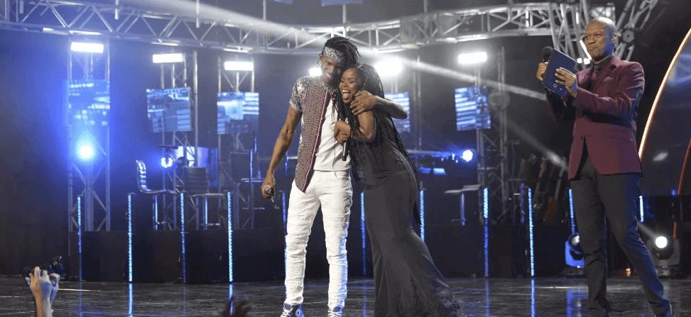 Idols SA top 2 Yanga Sobetwa and Thato Makape