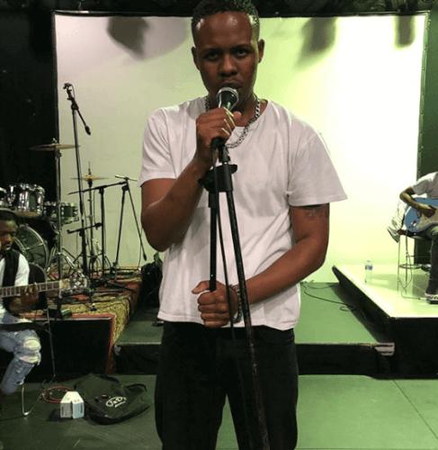 Kwaito Rapper Mgaga