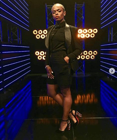 Unathi Nkayi celebrates her 40th birthday