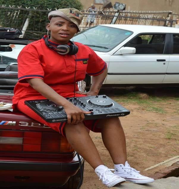 Thembi Mkhumbene AKA Dj Miss T SA