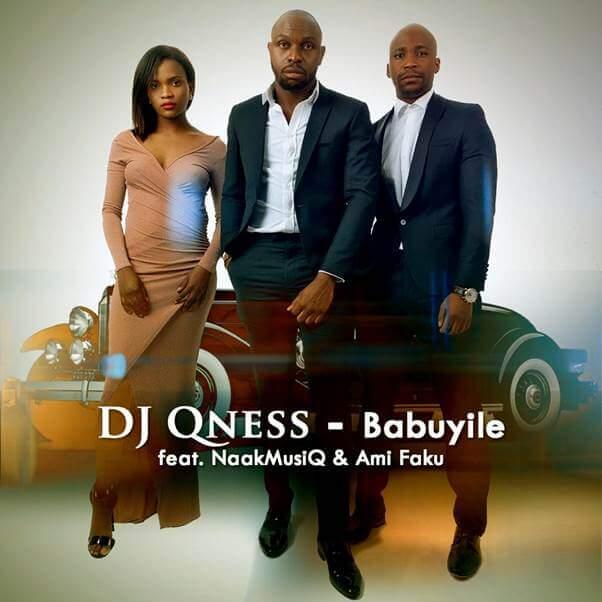 Ami Faku and DJ Qness & NaakMusiQ
