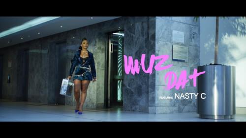 Boity Thulo Wuz Dat music video